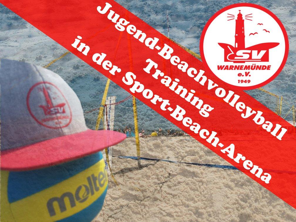 SV Warnemünde Volleyball - Beachvolleyball - Sport Beach Arena 2017